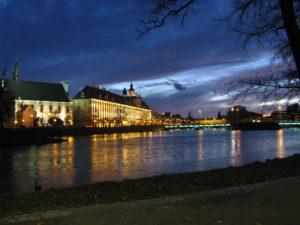 Uniwersystet we Wrocławiu