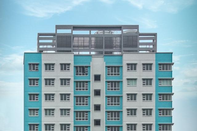 Blok mieszkalny