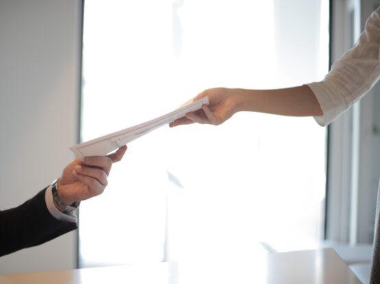 Przekazanie dokumentu